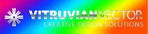 Vitruvian Vector Logo